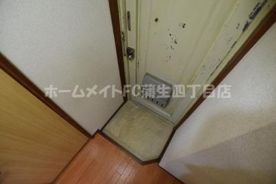 【玄関】プレアール放出