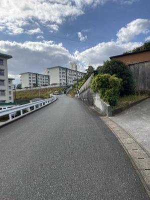 【前面道路含む現地写真】田川市大字伊田