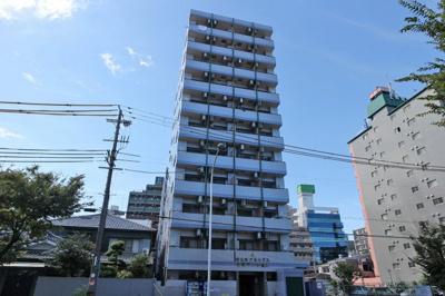 【外観】新大阪アネックス土井マンションB棟