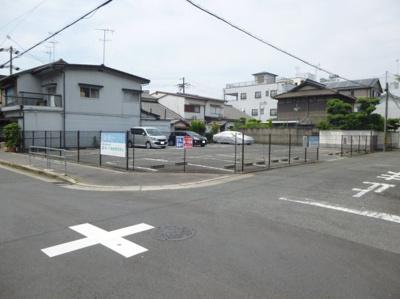 【外観】鳩ヶ瀬モータープール1