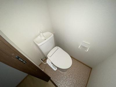 【トイレ】中川マンション