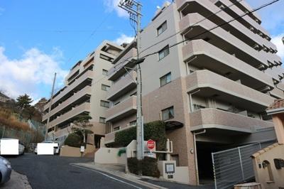 【外観】コスモ舞子坂弐番館 2階