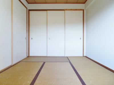 【寝室】サーパス神戸北