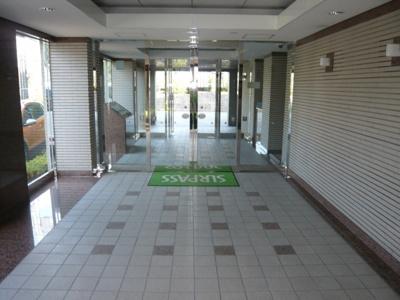 【エントランス】サーパス神戸北