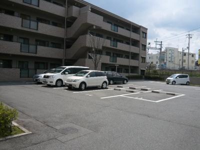 【駐車場】サーパス神戸北