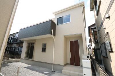 外観パース:吉川新築ナビで検索♪