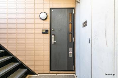 【エントランス】ピュアハウス桜ヶ岡