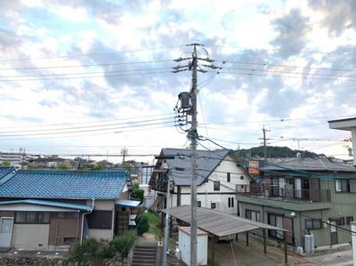 【展望】メゾンイーストピア