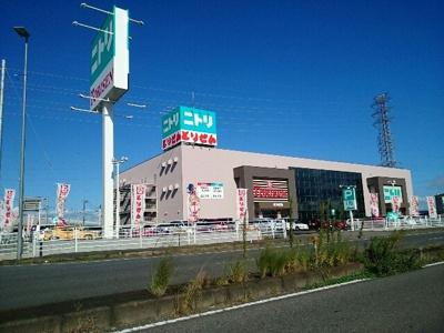 ニトリ倉賀野SCまで850m