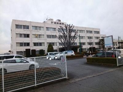 昭和病院まで1200m
