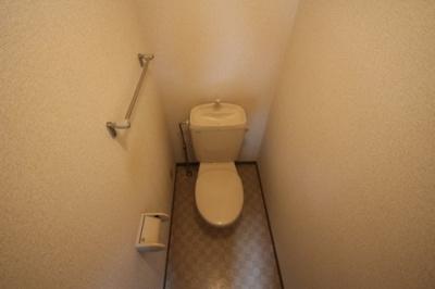 【トイレ】メゾン琵琶町