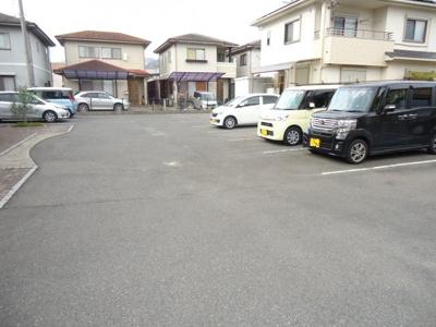 【駐車場】メルベーユプレイス