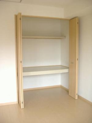 洋室6帖収納スペース ※写真はイメージです