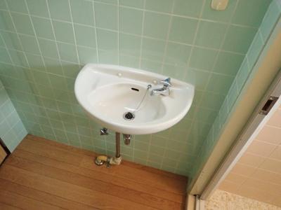 【独立洗面台】赤松文化