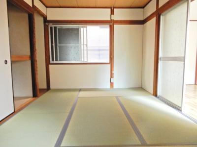 【寝室】塚原4丁目貸家(一戸一)