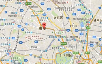 プラザ飯田橋の所在地