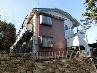 田園都市線「宮崎台」駅より徒歩圏内の2階建てアパートです♪スーパーやドラッグストアが近くて便利な住環境です☆
