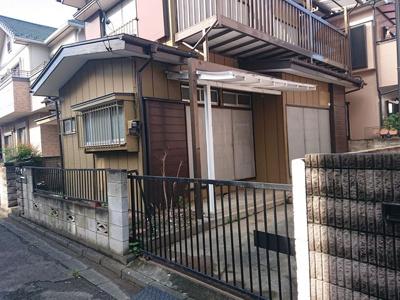【外観】千代田二丁目貸家