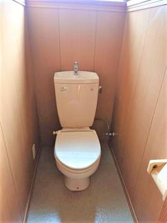 【トイレ】千代田二丁目貸家