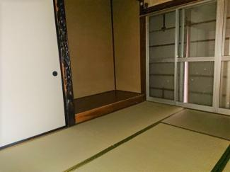 【和室】千代田二丁目貸家