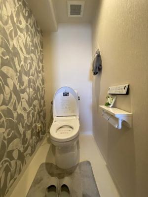 【トイレ】ライオンズマンション六甲道第3