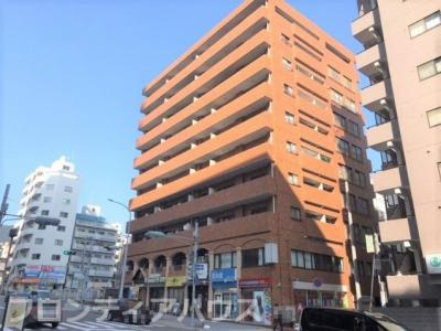 【外観】ライオンズマンション六甲道第3