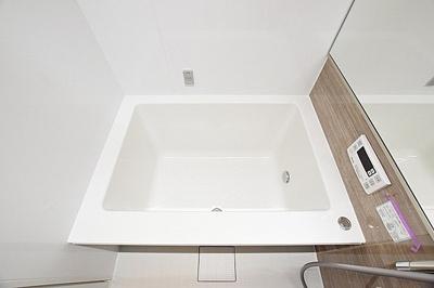 お気に入りの入浴剤を入れれば、癒しのバスタイムを楽しめますね。