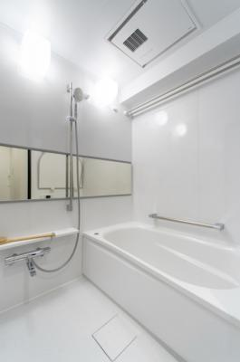 【浴室】朝日サテライト六本木