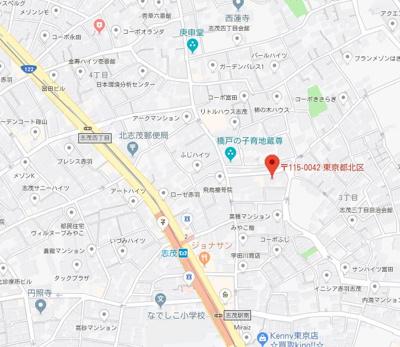 【地図】プリマルーチェ