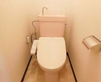 【トイレ】千葉県我孫子市寿2丁目一棟マンション