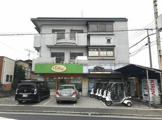 【外観】千葉県我孫子市寿2丁目一棟マンション