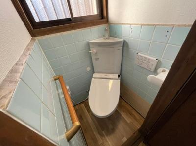 【トイレ】山手5丁目テラスハウス