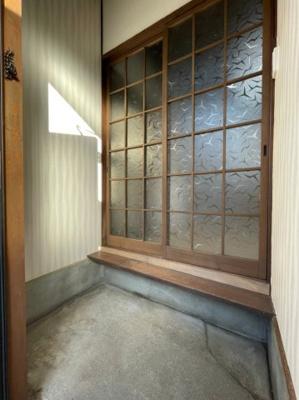 【玄関】山手5丁目テラスハウス