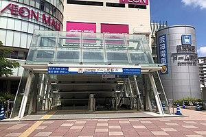 ドーム前千代崎駅徒歩4分