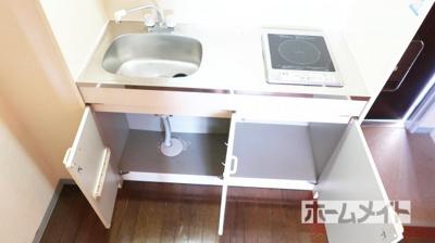 【キッチン】津之江パークハイツ2号館