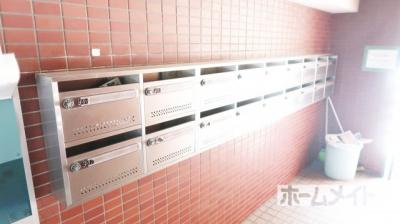 【その他共用部分】津之江パークハイツ2号館