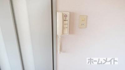 【セキュリティ】津之江パークハイツ2号館