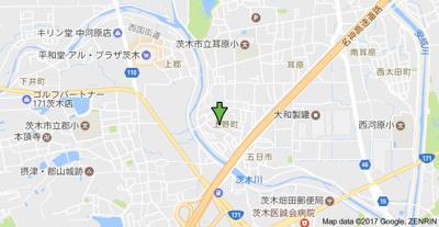【地図】プランドル・レーヴ