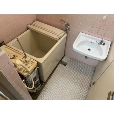 【浴室】秋山ハイツ