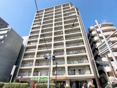 都営大江戸線「練馬」駅徒歩約6分の大規模マンション