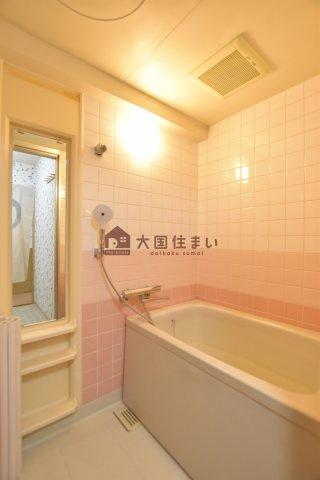 【浴室】グローリーヨシダ