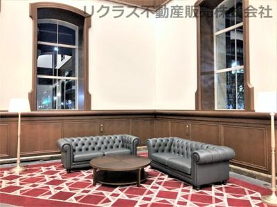 【ロビー】ザ・パークハウス 神戸タワー