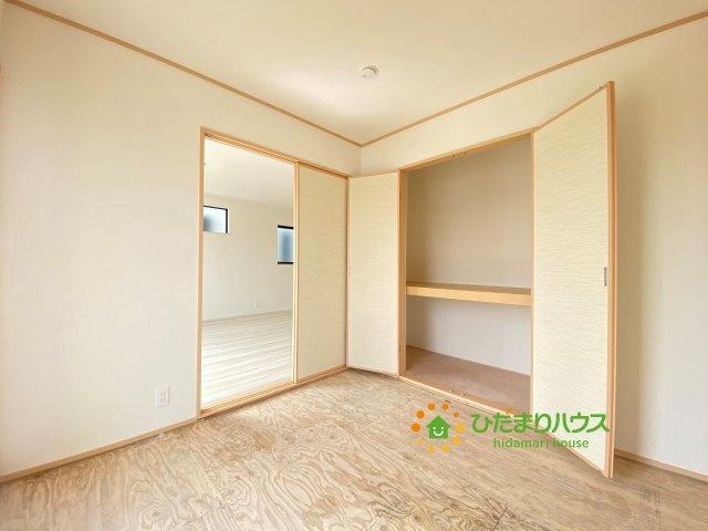 【和室】古河市上辺見 20⁻1期 02 新築一戸建て リナージュ