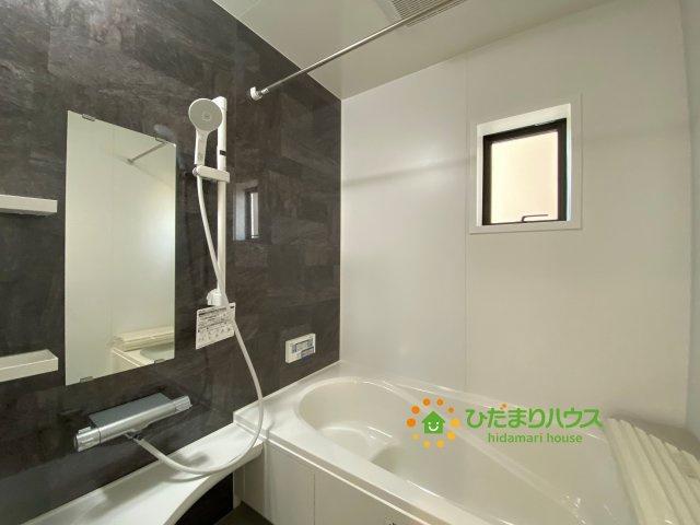 【浴室】古河市上辺見 20⁻1期 02 新築一戸建て リナージュ