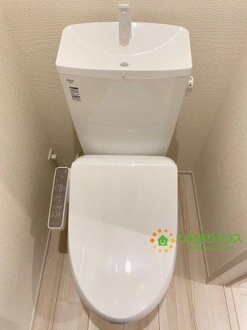 【トイレ】古河市上辺見 20⁻1期 02 新築一戸建て リナージュ