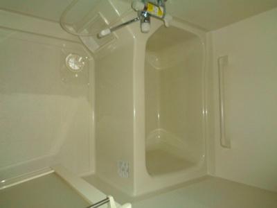 【浴室】グラート西田辺