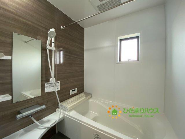 【浴室】古河市上辺見 20⁻1期 03 新築一戸建て リナージュ