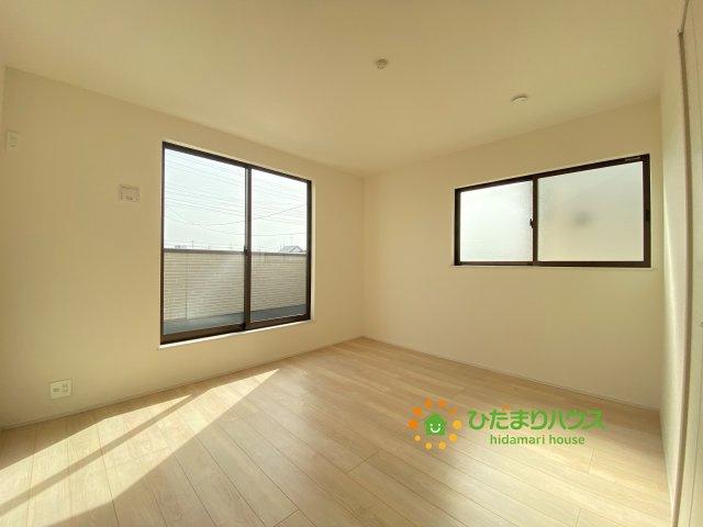 【寝室】古河市上辺見 20⁻1期 03 新築一戸建て リナージュ