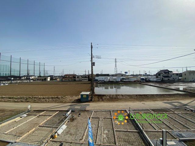 【展望】古河市上辺見 20⁻1期 03 新築一戸建て リナージュ