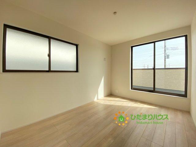 【洋室】古河市上辺見 20⁻1期 03 新築一戸建て リナージュ